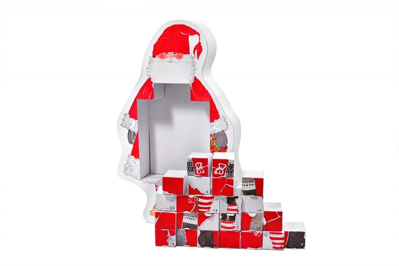 упаковка-пазл для сувениров и конфет