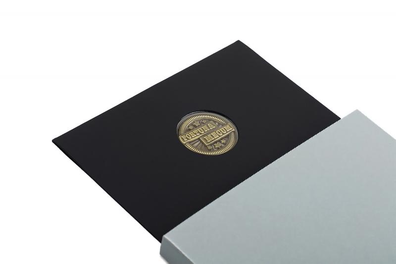 оригинальные подарочные упаковки для монет и медалей