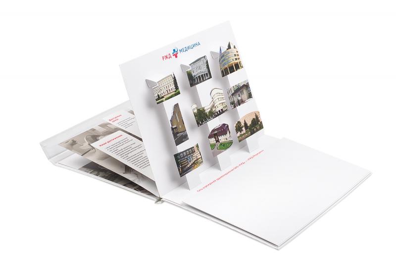 изготовление каталогов с поп-ап элементами