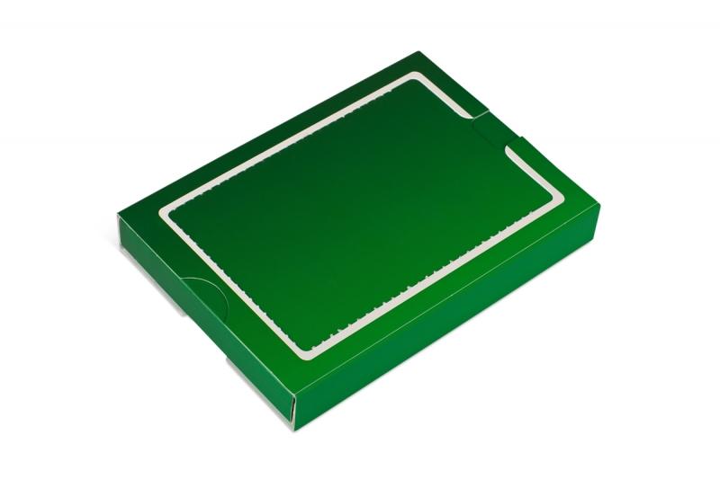 упаковка для подарочных карт с выдвижными ящиками