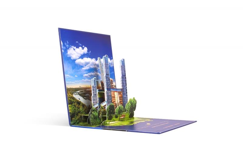 оригинальные pop up открытки