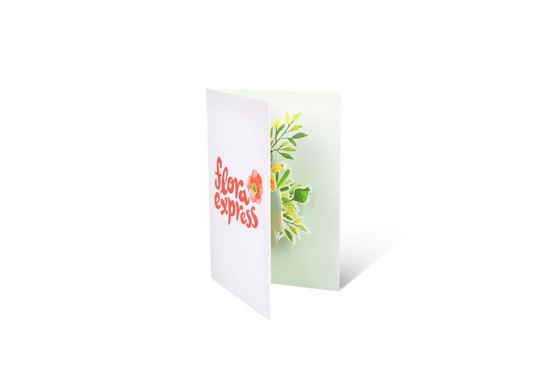 pop up открытки москва