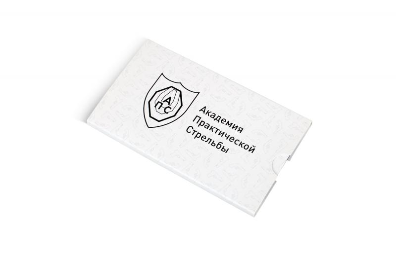 оригинальная упаковка для карты