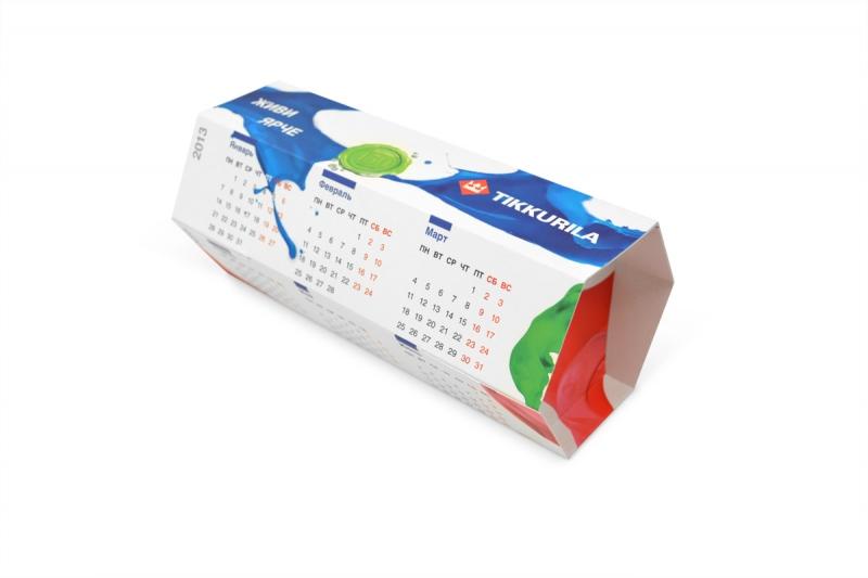 корпоративный календарь идеи