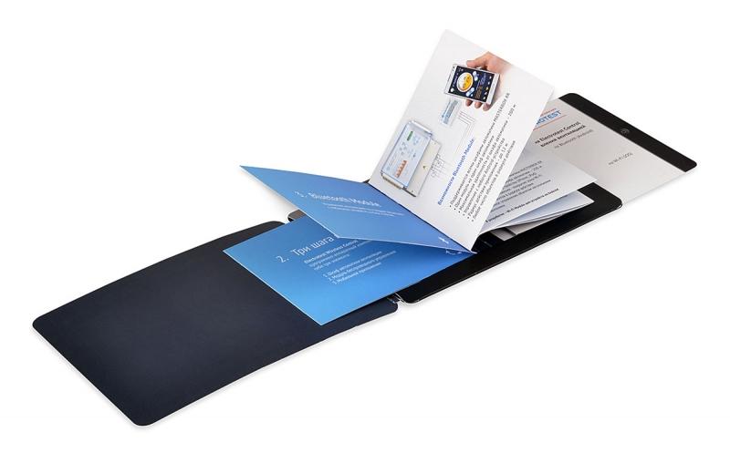 печать оригинальных брошюр