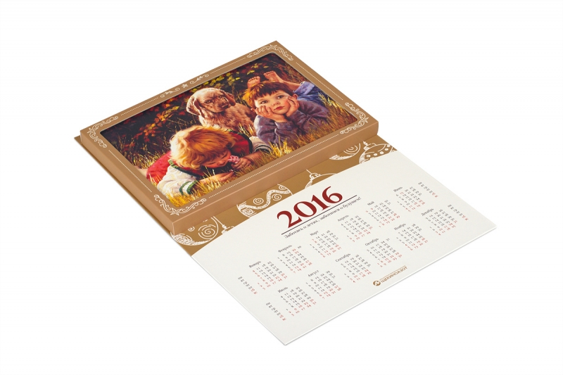 корпоративный календарь идеи для вас
