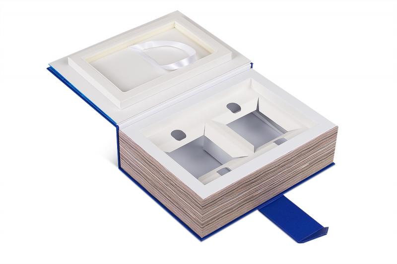 коробка для сувениров c поп-ап