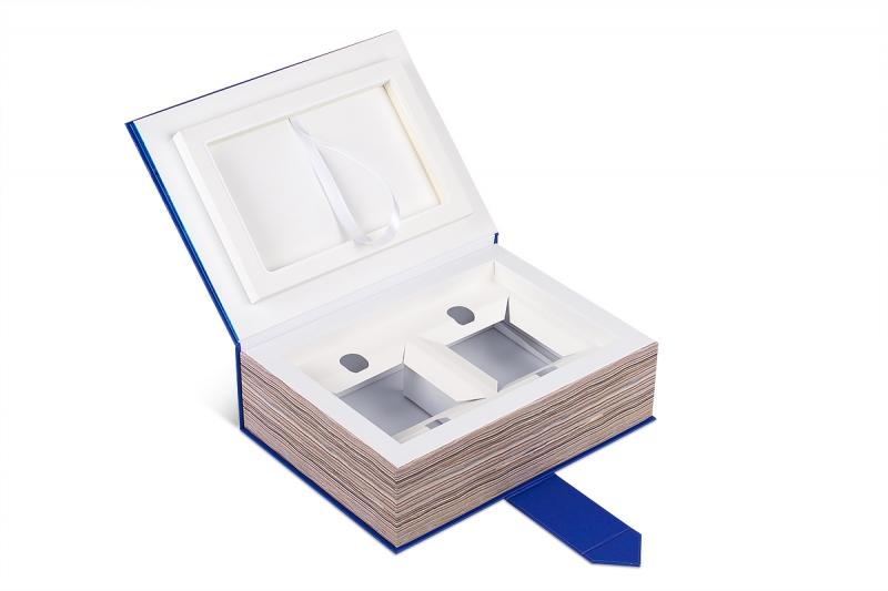 сувенирная упаковка с поп-ап элементами